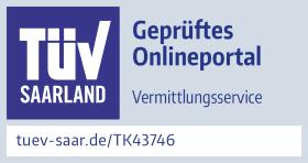 TÜV Saarland Zertifizierung
